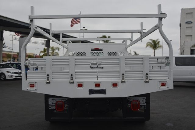 2017 F-450 Regular Cab DRW 4x2,  Knapheide Contractor Body #1082139 - photo 4