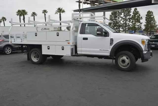 2017 F-450 Regular Cab DRW 4x2,  Knapheide Contractor Body #1082139 - photo 5