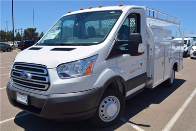2017 Transit 350 HD DRW Service Utility Van #1082156 - photo 1