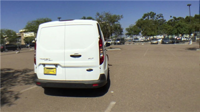 2017 Transit Connect Cargo Van #1082295 - photo 8