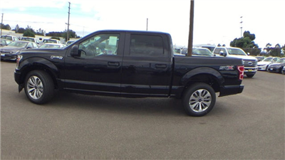 2018 F-150 Crew Cab Pickup #1090018 - photo 6