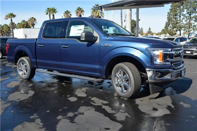 2018 F-150 SuperCrew Cab,  Pickup #1090036 - photo 4