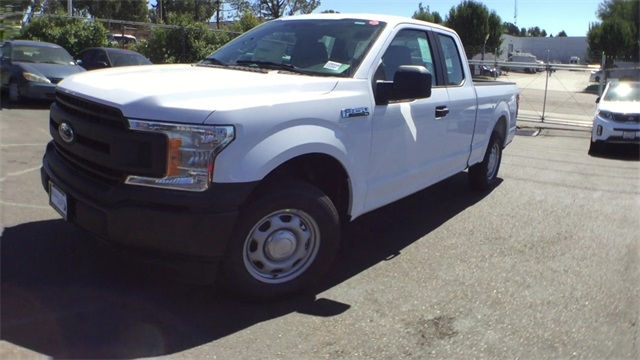 2018 F-150 Super Cab Pickup #1090045 - photo 4