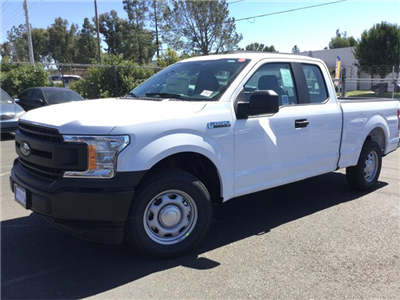 2018 F-150 Super Cab Pickup #1090045 - photo 1