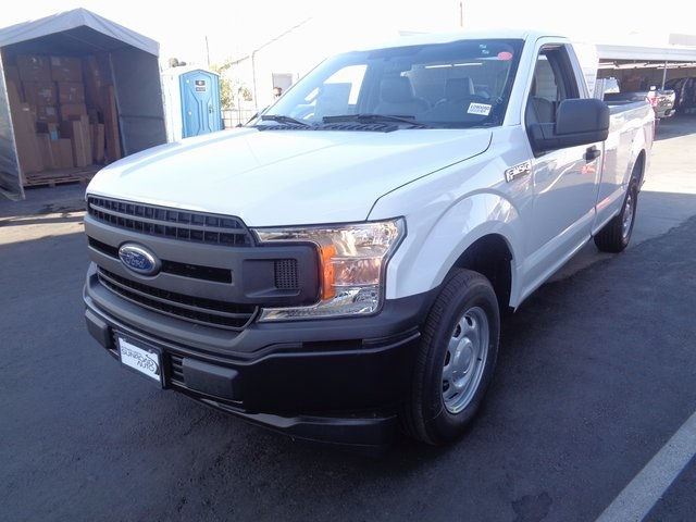 2018 F-150 Regular Cab, Pickup #1090050 - photo 3
