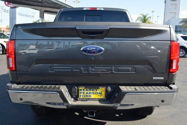 2018 F-150 SuperCrew Cab 4x4, Pickup #1090055 - photo 4