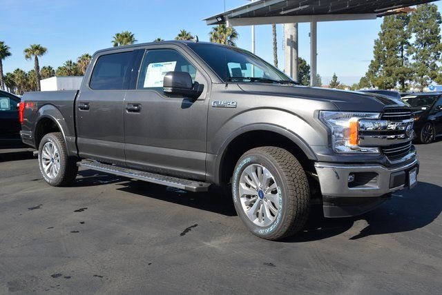 2018 F-150 SuperCrew Cab 4x4, Pickup #1090055 - photo 5
