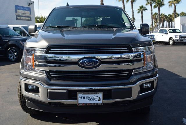 2018 F-150 SuperCrew Cab 4x4, Pickup #1090055 - photo 6