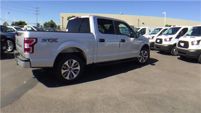 2018 F-150 Crew Cab Pickup #1090072 - photo 8