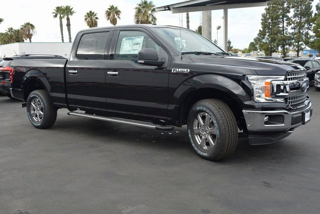 2018 F-150 SuperCrew Cab 4x4, Pickup #1090148 - photo 4