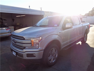 2018 F-150 Crew Cab 4x4 Pickup #1090159 - photo 3
