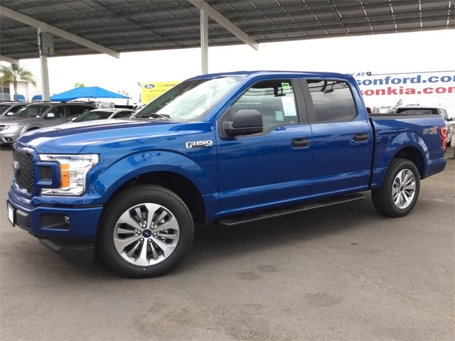 2018 F-150 Crew Cab Pickup #1090184 - photo 1