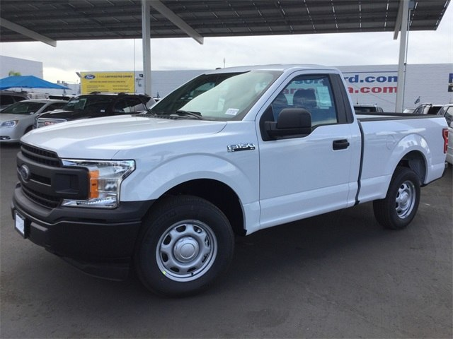 2018 F-150 Regular Cab, Pickup #1090209 - photo 1