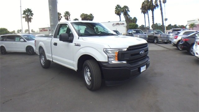 2018 F-150 Regular Cab, Pickup #1090209 - photo 3