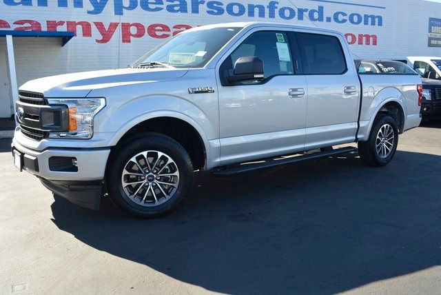 2018 F-150 Crew Cab, Pickup #1090625 - photo 1