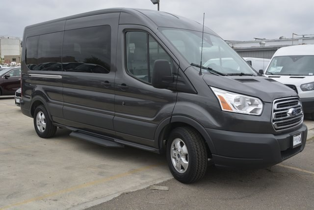 2018 Transit 350 Med Roof 4x2,  Passenger Wagon #1090908 - photo 5