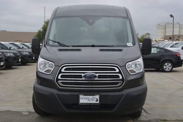 2018 Transit 350 Med Roof 4x2,  Passenger Wagon #1090908 - photo 6