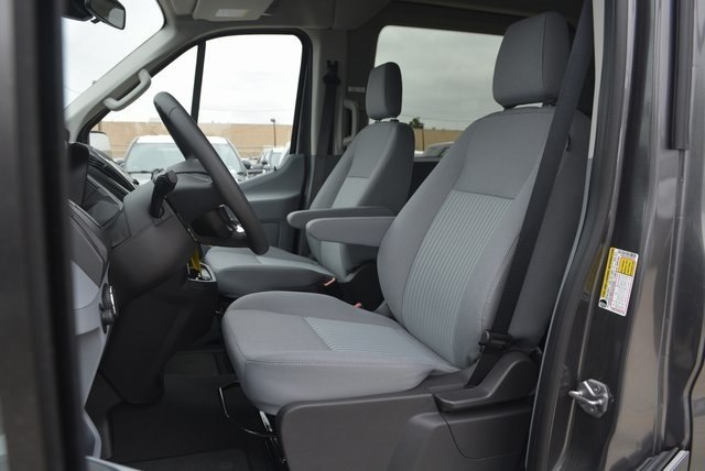 2018 Transit 350 Med Roof 4x2,  Passenger Wagon #1090908 - photo 8