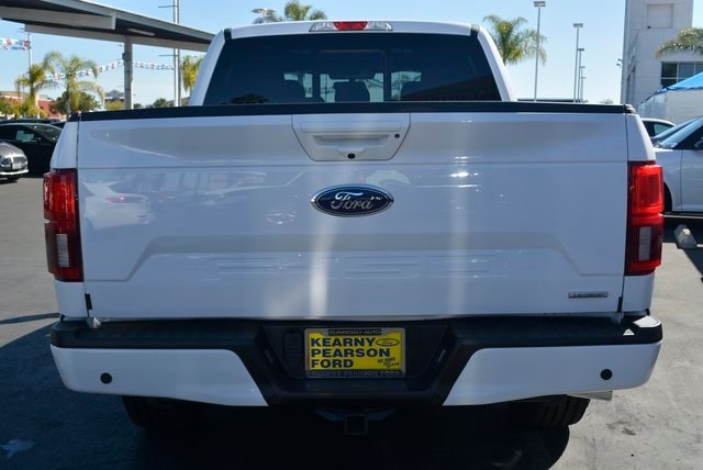 2018 F-150 SuperCrew Cab, Pickup #1090995 - photo 3