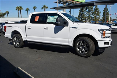 2018 F-150 SuperCrew Cab, Pickup #1090995 - photo 4