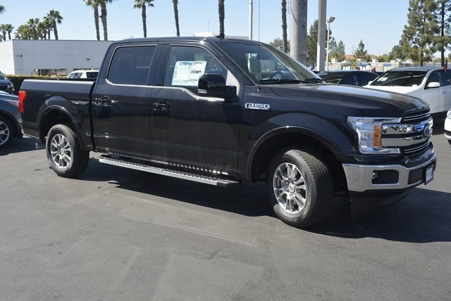 2018 F-150 SuperCrew Cab, Pickup #1091046 - photo 4