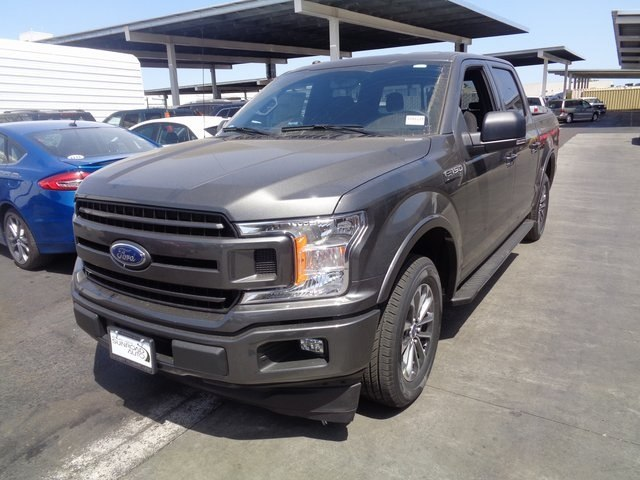2018 F-150 SuperCrew Cab, Pickup #1091215 - photo 3