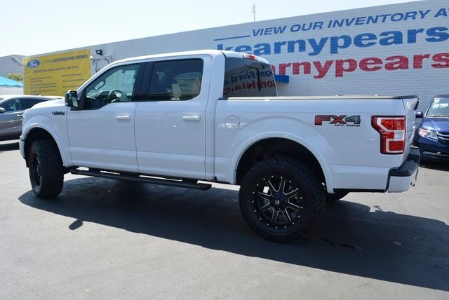 2018 F-150 SuperCrew Cab 4x4,  Pickup #1091216 - photo 2