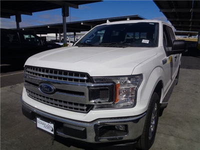 2018 F-150 SuperCrew Cab, Pickup #1091244 - photo 1