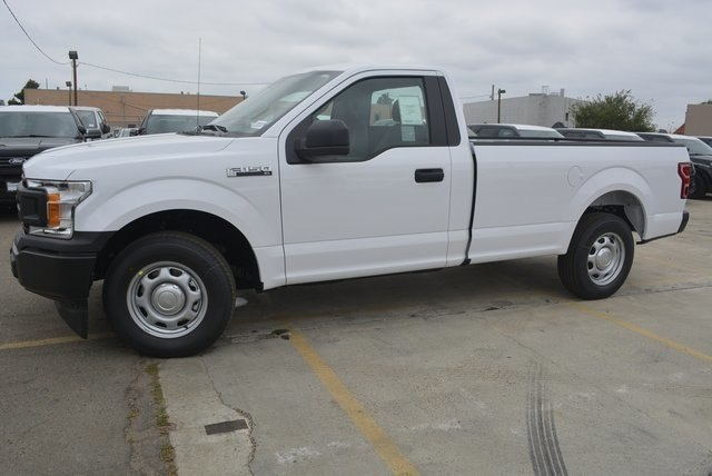 2018 F-150 Regular Cab 4x2,  Pickup #1091429 - photo 1