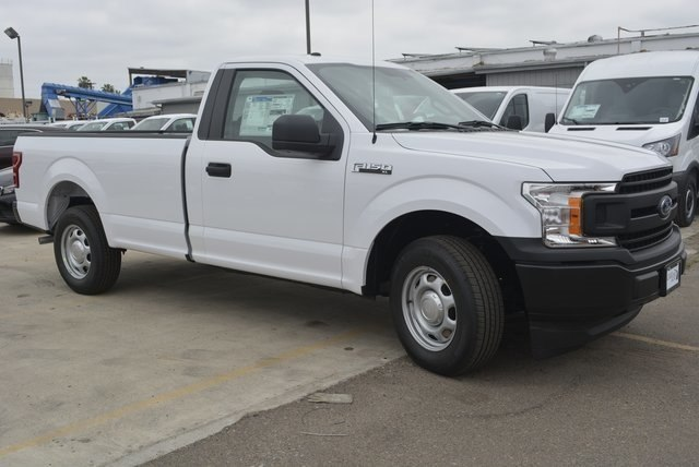 2018 F-150 Regular Cab 4x2,  Pickup #1091429 - photo 4
