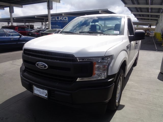 2018 F-150 Regular Cab 4x2,  Pickup #1091580 - photo 1