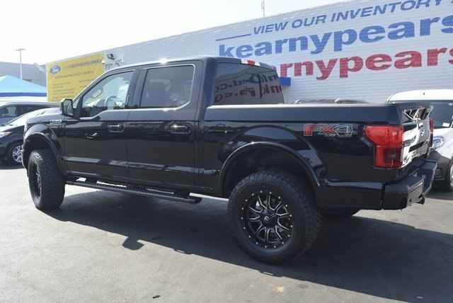 2018 F-150 SuperCrew Cab 4x4,  Pickup #1091770 - photo 2