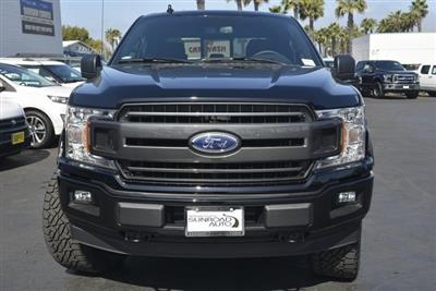 2018 F-150 SuperCrew Cab 4x4,  Pickup #1091770 - photo 5