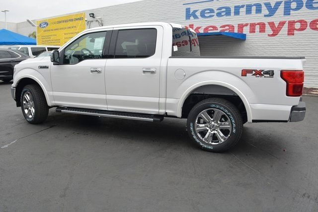 2018 F-150 SuperCrew Cab 4x4,  Pickup #1091812 - photo 2