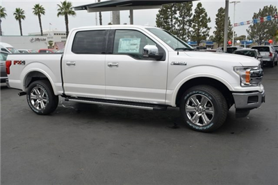 2018 F-150 SuperCrew Cab 4x4,  Pickup #1091812 - photo 4