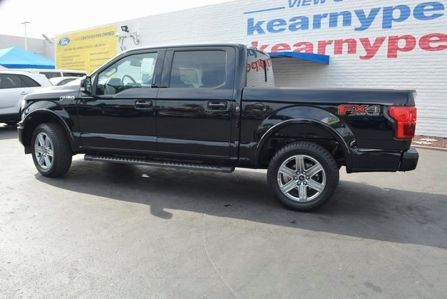 2018 F-150 SuperCrew Cab 4x4,  Pickup #1091854 - photo 2