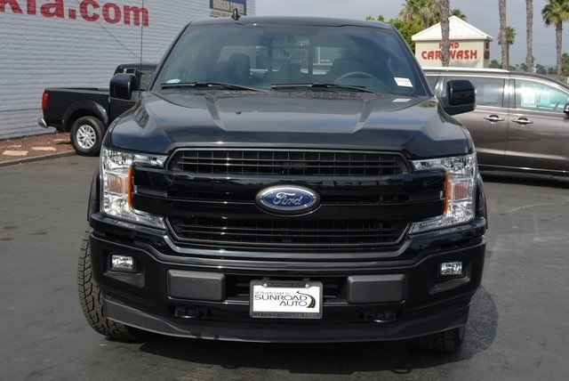 2018 F-150 SuperCrew Cab 4x4,  Pickup #1091854 - photo 5