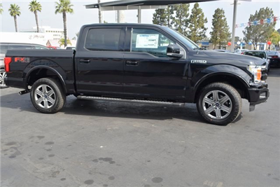 2018 F-150 SuperCrew Cab 4x4,  Pickup #1091854 - photo 4