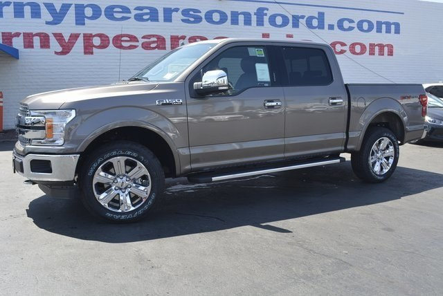 2018 F-150 SuperCrew Cab 4x4,  Pickup #1092128 - photo 1