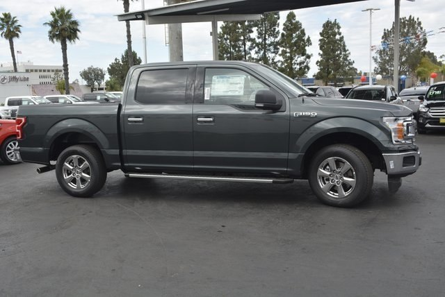 2018 F-150 SuperCrew Cab 4x2,  Pickup #1092174 - photo 4