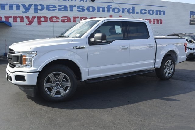 2018 F-150 SuperCrew Cab 4x2,  Pickup #1092371 - photo 1