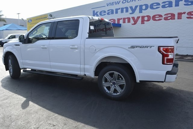 2018 F-150 SuperCrew Cab 4x2,  Pickup #1092371 - photo 2