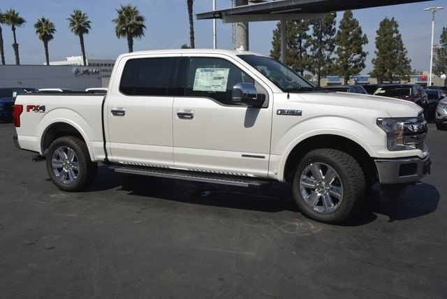 2018 F-150 SuperCrew Cab 4x4,  Pickup #1092393 - photo 4