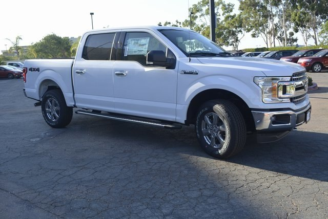 2018 F-150 SuperCrew Cab 4x4,  Pickup #1092601 - photo 4