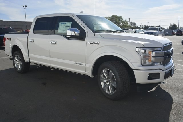 2018 F-150 SuperCrew Cab 4x4,  Pickup #1092661 - photo 4