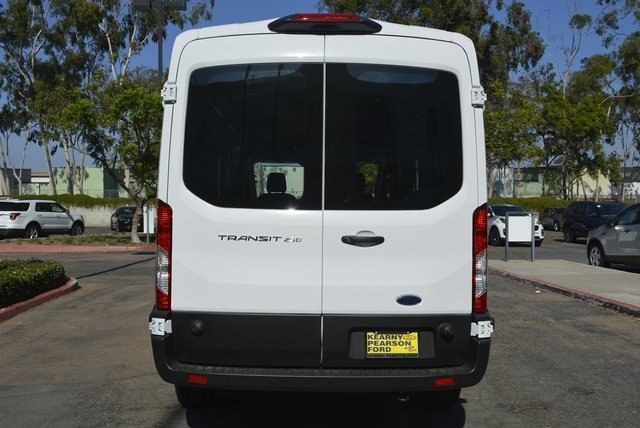2019 Transit 250 Med Roof 4x2,  Empty Cargo Van #1190052 - photo 4