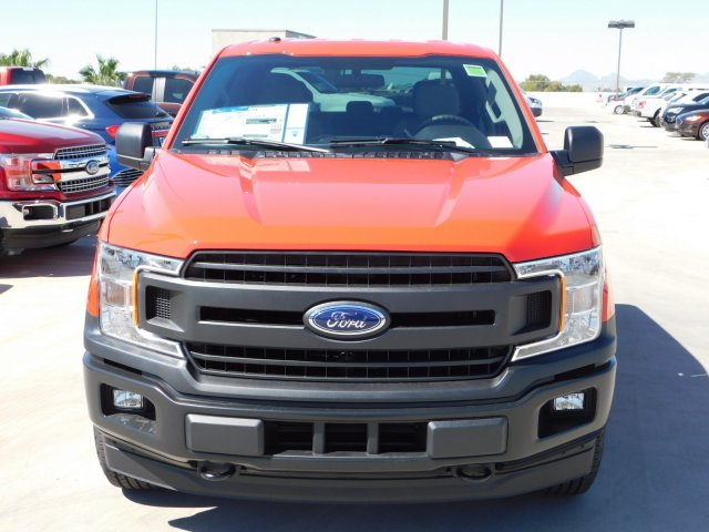 2018 F-150 SuperCrew Cab 4x4,  Pickup #J181860 - photo 6
