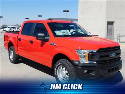 2018 F-150 SuperCrew Cab 4x4,  Pickup #J181860 - photo 3