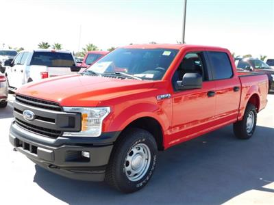 2018 F-150 SuperCrew Cab 4x4,  Pickup #J181860 - photo 1