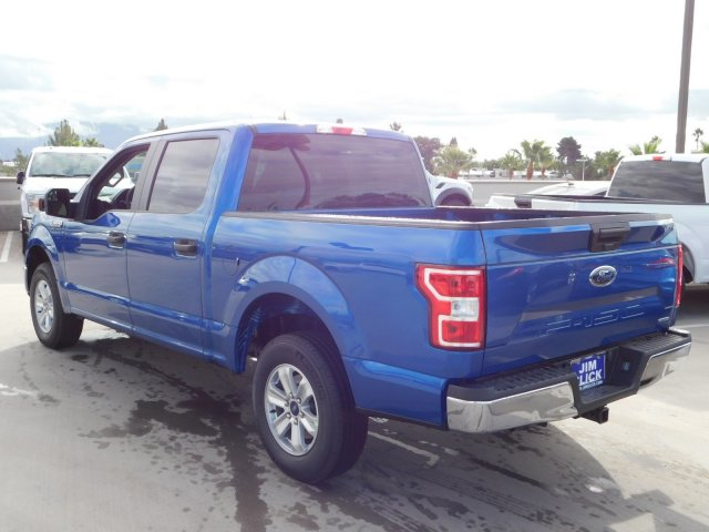 2018 F-150 SuperCrew Cab 4x2,  Pickup #J181868 - photo 2